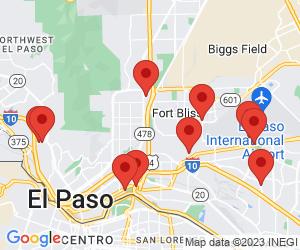United States Government near El Paso, TX