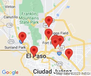 Hertz near El Paso, TX