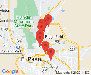 Hair Stylists near El Paso, TX