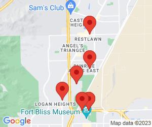 City Of El Paso near El Paso, TX