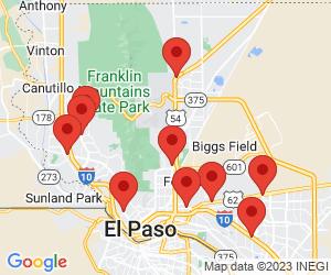 Pizza Hut near El Paso, TX