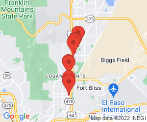 Latin American Restaurants near El Paso, TX