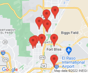 Community Organizations near El Paso, TX