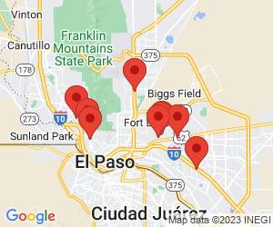 Budget Truck Rental near El Paso, TX