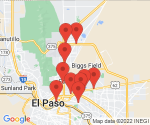 Whataburger near El Paso, TX