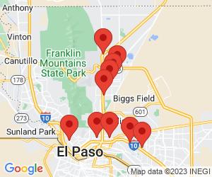 Coinstar near El Paso, TX