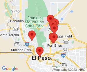 Commercial & Savings Banks near El Paso, TX