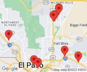 Shoe Stores near El Paso, TX