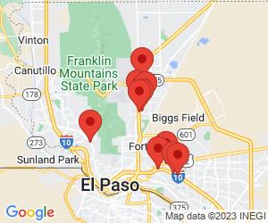 Verizon Wireless near El Paso, TX
