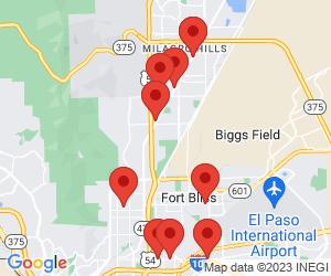 Health Clubs near El Paso, TX