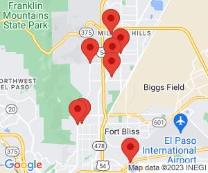 Medical Clinics near El Paso, TX
