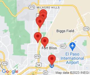 Beauty Salons near El Paso, TX