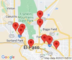 RadioShack near El Paso, TX