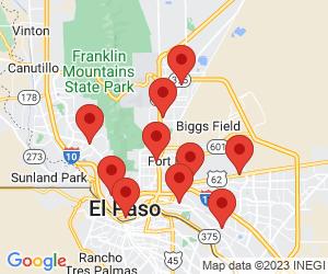 AutoZone near El Paso, TX