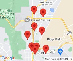Home Builders near El Paso, TX