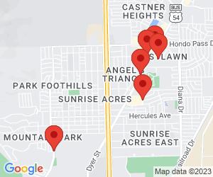 Dentists near El Paso, TX