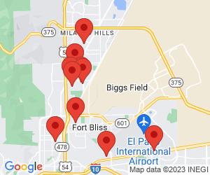 Building Contractors-Commercial & Industrial near El Paso, TX