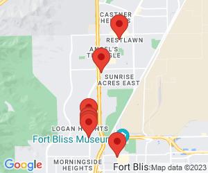 Fast Food Restaurants near El Paso, TX