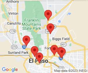 AT&T near El Paso, TX