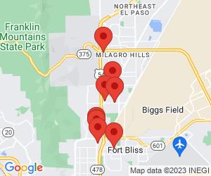 Family Style Restaurants near El Paso, TX