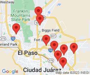Check 'n Go near El Paso, TX