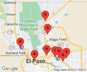 Howdy's Food Mart near El Paso, TX