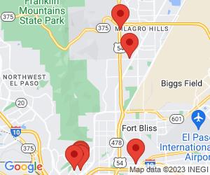 Sierra Medical Center near El Paso, TX