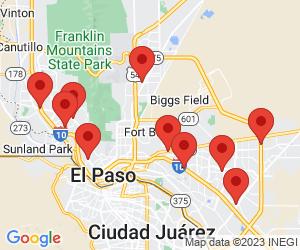 Village Inn near El Paso, TX