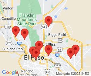 Chase Bank near El Paso, TX