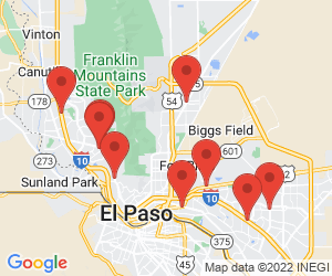 Peter Piper Pizza near El Paso, TX