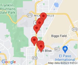 Hamburgers & Hot Dogs near El Paso, TX