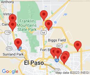 Shell near El Paso, TX