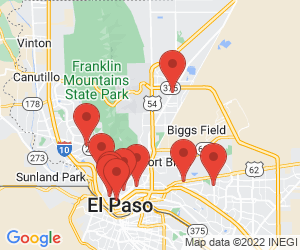 Wells Fargo ATM near El Paso, TX