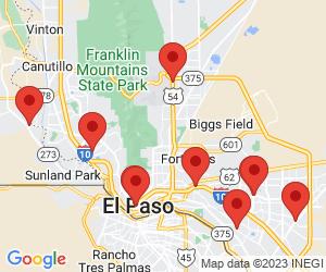 BBVA Compass near El Paso, TX