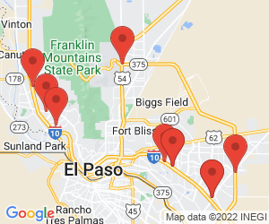 Mattress Firm near El Paso, TX