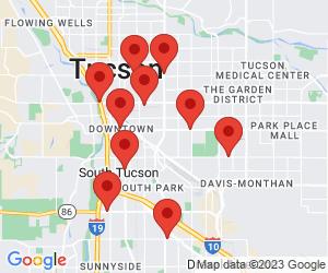 Chase Bank near Tucson, AZ