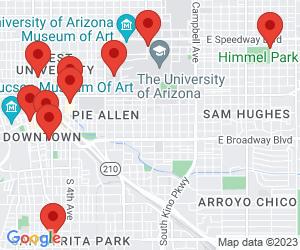 Electric Charging Station near Tucson, AZ