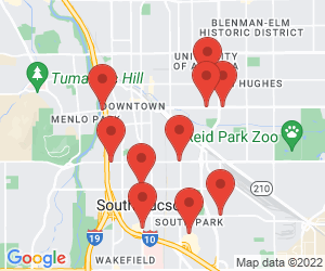 Redbox near Tucson, AZ