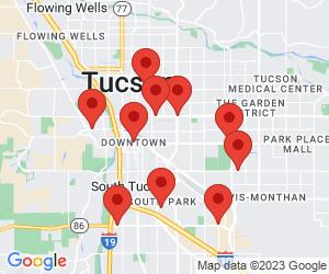 Subway near Tucson, AZ