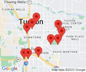 Shell near Tucson, AZ