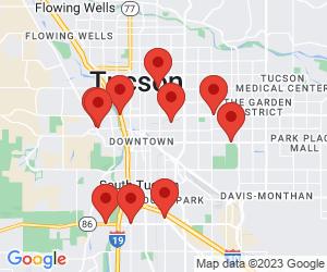 Chase ATM near Tucson, AZ