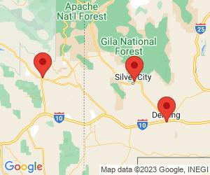 Airgas near Lordsburg, NM