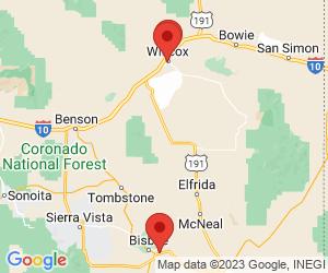 Cochise County Jail near Lordsburg, NM
