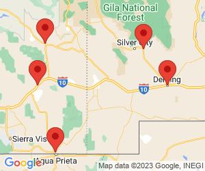 Pizza Hut near Lordsburg, NM