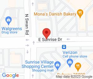 Xanadu Salon & Spa at Tucson, AZ 85718