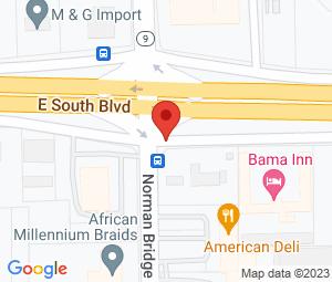An Qua-Nise Barber Shop at Montgomery, AL 36116