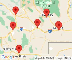 Elks Lodge near Lordsburg, NM