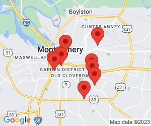 Ymca near Montgomery, AL