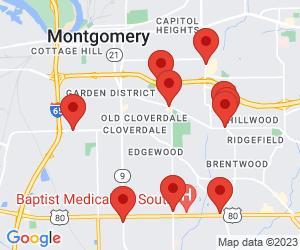 Redbox near Montgomery, AL