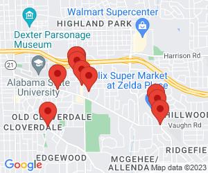 Barbers near Montgomery, AL